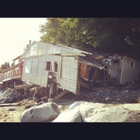 Photo taken at Crystal Water Beach by Alan R. on 7/22/2012