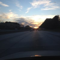 Photo taken at Interstate 85 by Terry H. on 1/6/2012