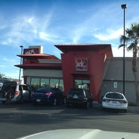 Photo taken at Jack in the Box by D J. on 11/23/2011