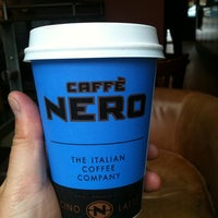 Photo taken at Caffé Nero by Mark N. on 8/22/2011