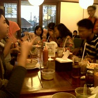Photo taken at Warung Pasta by ayulia n. on 8/17/2012
