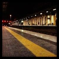 Photo taken at Stazione Lucca by Aurelio B. on 8/11/2012