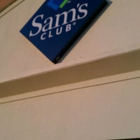 Photo taken at Sam's Club by Nikki G. on 9/13/2011