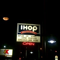Photo taken at IHOP by Kimbel B. on 10/22/2011