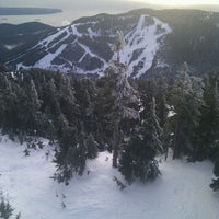 Photo taken at Cypress Mountain Ski Area by Elwyn L. on 12/7/2011