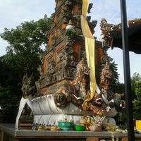 Photo taken at Taman Mini Indonesia Indah (TMII) by Putu L. on 1/22/2012
