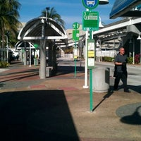 Photo taken at Omni Bus Station by Robert H. on 2/20/2012