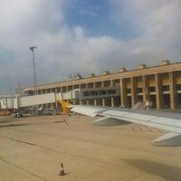 Photo taken at Aeropuerto de Sevilla (SVQ) by Carlos D. on 3/15/2012
