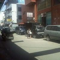 Photo taken at Jalan Palangkaraya by Grey N. on 11/18/2011