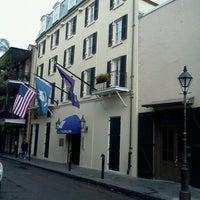 Photo taken at Hotel Le Marais by Jason B. on 12/10/2011