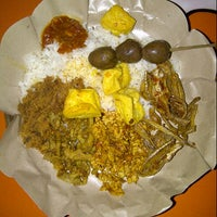 Photo taken at Nasi Pedas Ibu Andika by Shierley G. on 7/22/2012