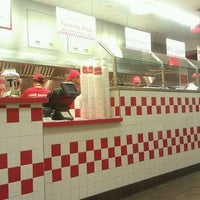 Photo taken at Five Guys by Michael H. on 10/20/2011