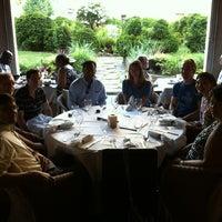Photo taken at Ambassador Dining Room by Tim D. on 8/2/2012
