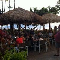 Photo taken at Hula Grill Kaanapali by Liz on 7/3/2012