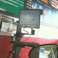 Photo taken at Valvoline Instant Oil Change by Keva P. on 9/8/2011