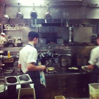 Photo taken at The Savoy Grill by Jon S. on 11/15/2011