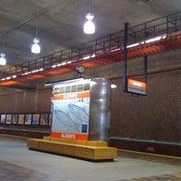 Photo taken at MBTA Alewife Station by Blue 💣 B. on 1/2/2011