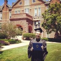 Photo taken at Drake University by Jason O. on 5/13/2012