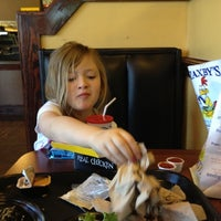 Photo taken at Zaxby's by Tim C. on 3/27/2012
