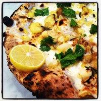 Photo taken at Pizzeria Libretto by Mark B. on 11/1/2011