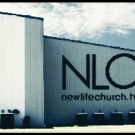 Photo taken at New Life Church by Sara D. on 8/31/2011