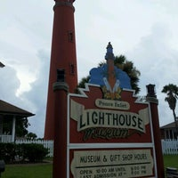 Photo taken at Ponce Inlet Lighthouse by Chris H. on 7/11/2012