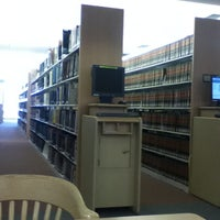 Photo taken at Shatford Library by °_° on 8/17/2011