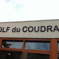 Photo taken at Golf du Coudray by Claude P. on 8/21/2011