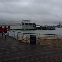 Photo taken at Devonport Ferry Terminal by Mauricio G. on 3/10/2012