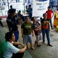 Photo taken at Bubur Ayam Parantina (bubur fay) by Fernando C. on 4/9/2011