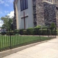 Photo taken at Christ Church Bay Ridge by Krystle P. on 6/7/2012
