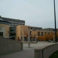 Photo taken at York University - Keele Campus by Gagandeep G. on 11/14/2011