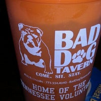 Photo taken at Bad Dog Tavern & Grill by Jonathan B. on 9/10/2011