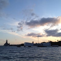 Photo taken at USS Arizona Memorial by Bill S. on 5/29/2012