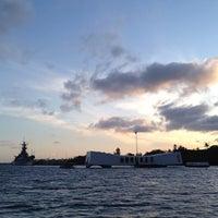 Photo taken at USS Arizona Memorial by Bill S. on 5/29/2012