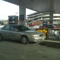 Photo taken at Esso by Umair G. on 12/27/2010