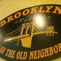 Photo taken at Brooklyn's Old Neighborhood Style Pizzeria by Navie H. on 2/18/2012