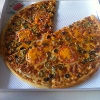 Photo taken at Monster Pizza (몬스터피자) by Dongjun K. on 8/2/2012