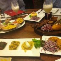 Photo taken at Restaurant Mankora by Alina C. on 8/31/2011