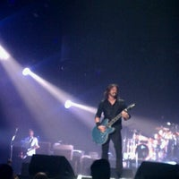 Photo taken at Maverik Center by Liz W. on 10/12/2011