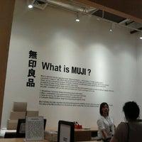 Photo taken at MUJI 無印良品 by Paulieastridge on 12/10/2011
