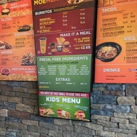 Photo taken at Moe's Southwest Grill by Nikki A. on 8/17/2012