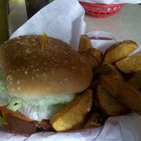 Photo taken at Downtown's Kitchen BBQ vs Vegan by Stevenology on 2/2/2012