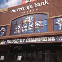 Photo taken at PeoplesBank Park by Karl S. on 9/5/2012