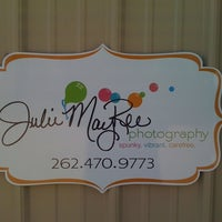 Photo taken at Julie MayRee Photography by Julie O. on 5/27/2012