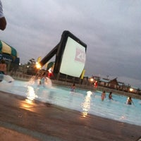 Photo taken at Zoombezi Bay Waterpark by RunBeerSleepRepeat on 7/21/2012
