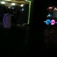 Photo taken at V Spot Bar + Cafe by Gaurav B. on 6/16/2012