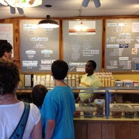 Photo taken at Lewis Brothers Ice Cream by Larry D. on 7/9/2012