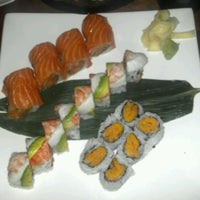 Photo taken at Toyo Sushi by Michelle R. on 6/30/2012