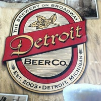 Photo taken at Detroit Beer Company by Hannah M. on 7/27/2012